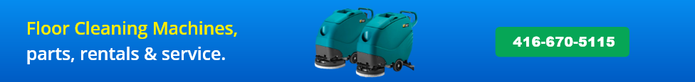 Floor Cleaning Equipment for your purchase or rental needs!